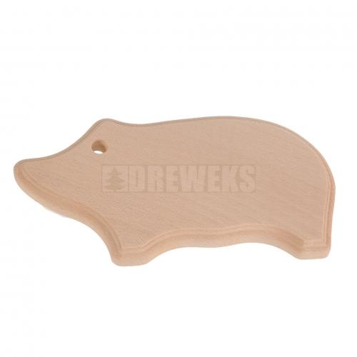 Deska do krojenia - świnka mała