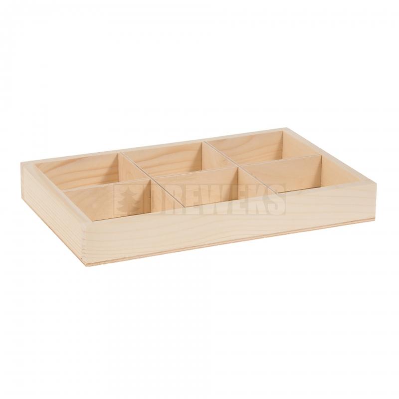 Drewniana Półka Na Drobiazgi