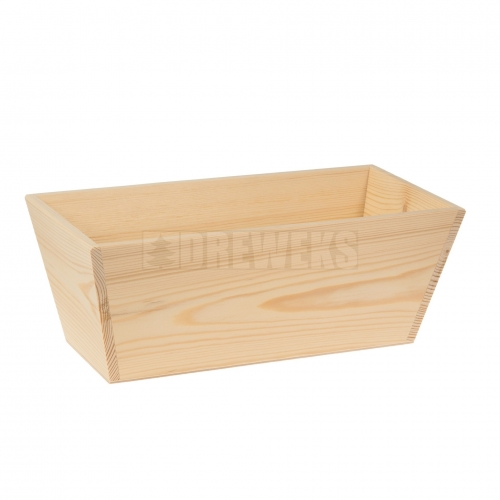 Flowerpot / container - rectangular
