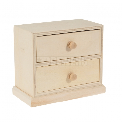 Chest of drawers - 2 drawers