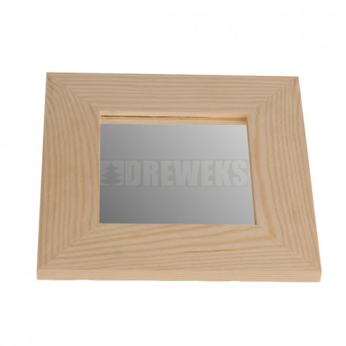 Ramka kwadratowa z lustrem