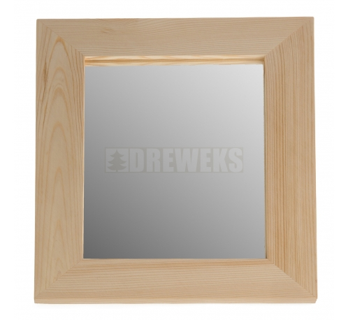 Ramka z lustrem duża