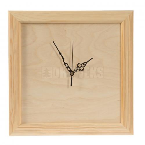 Zegar kwadratowy duży