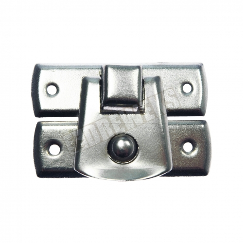 Lock 30x22mm - nickel