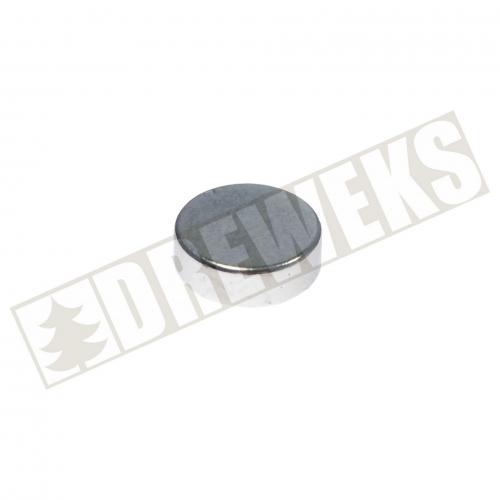 Magnes neodymowy 5 mm komplet 10 szt.