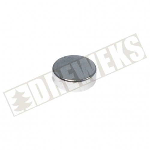 Magnes neodymowy 6 mm - komplet 10 szt