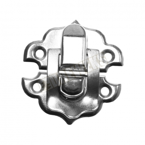 Zatrzask srebrny