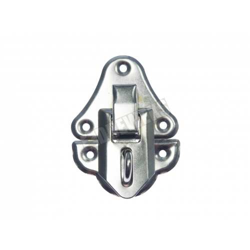 Silver clasp for padlock