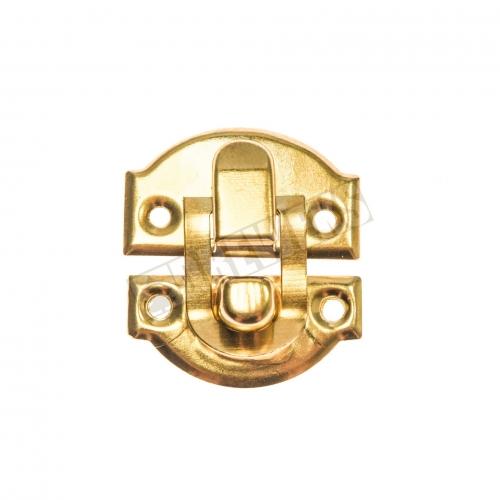 Zatrzask złoty mały - 500szt.