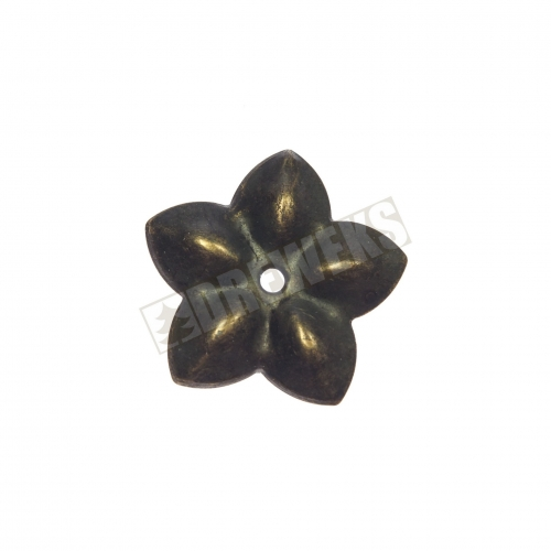 Metal decoration - flower